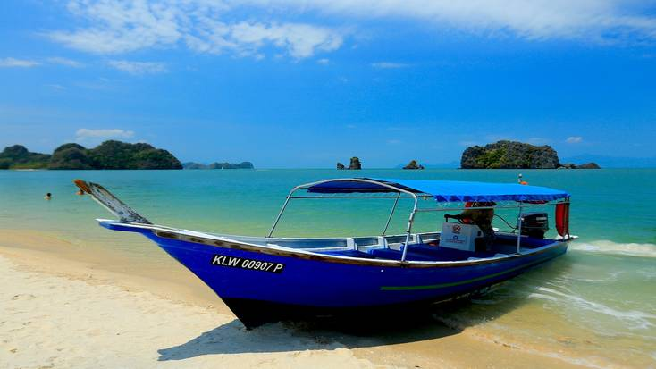Stay on Langkawi when you visit Malaysia