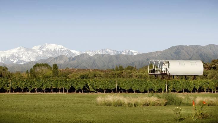 Enjoya romantic getaway in Argentina and enjoy some wine tasting