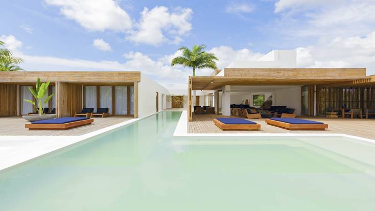 One of the luxury honeymoon destinations in Brazil