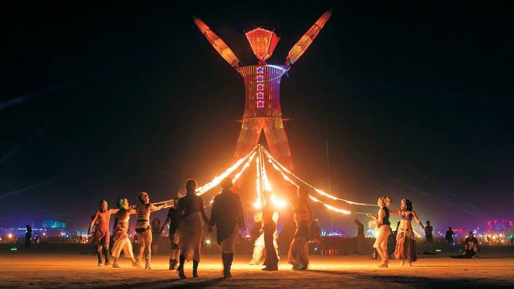 Burning Man, a unique festival