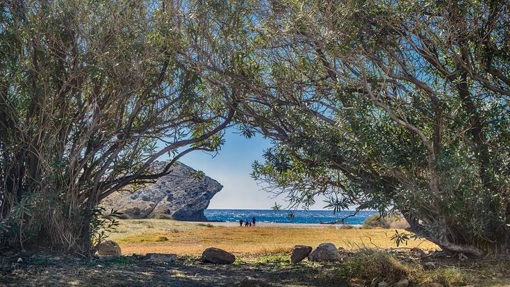 Cabo de Gata is one of the best beaches in Spain