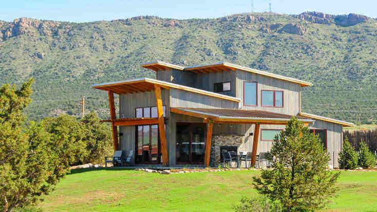 Yoga retreat in Colorado cabin rentals