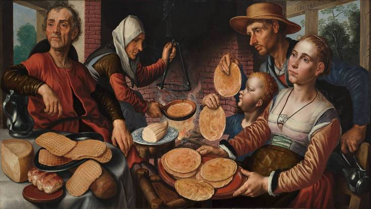 The history of Pancake Day dates back to the Anglo Saxons