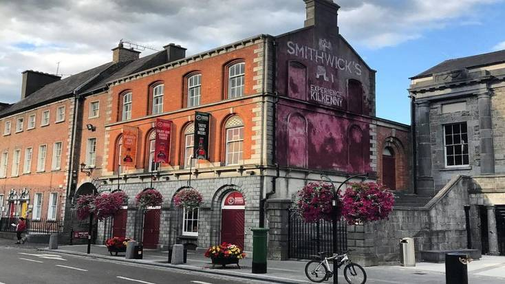 Enjoy the Smithwick's Experience in KIlkenny