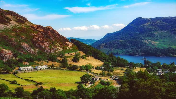 Valentine's Day getaway to the Lake District