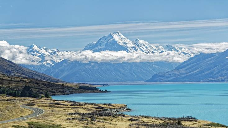 Enjoy some incredible hiking trails in New Zealand
