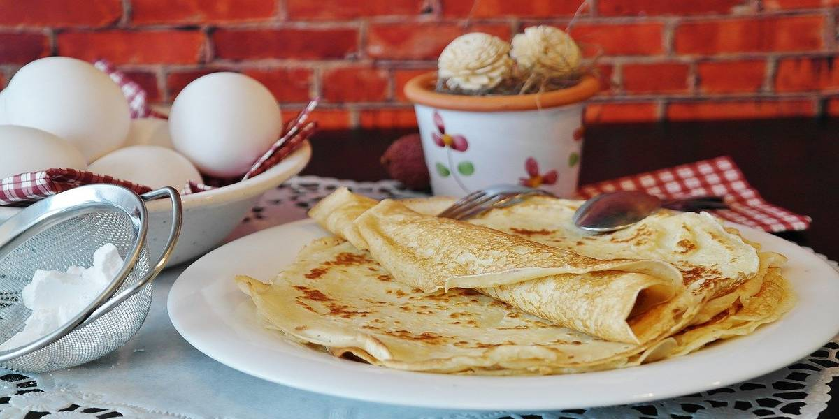 Find out about unusual Pancake Day Traditions