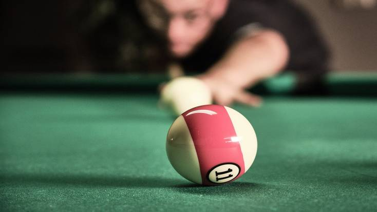 Fun indoor activities like a pool table are ideal for your vacation rental