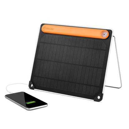 invest in a solar charger