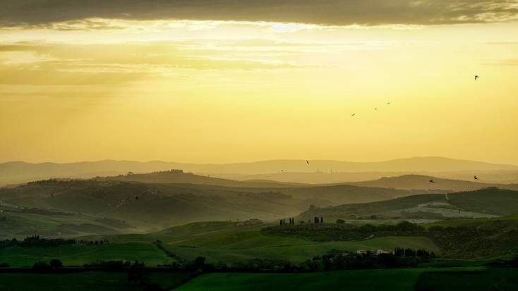 Relax in the stunning countryside of Tuscany