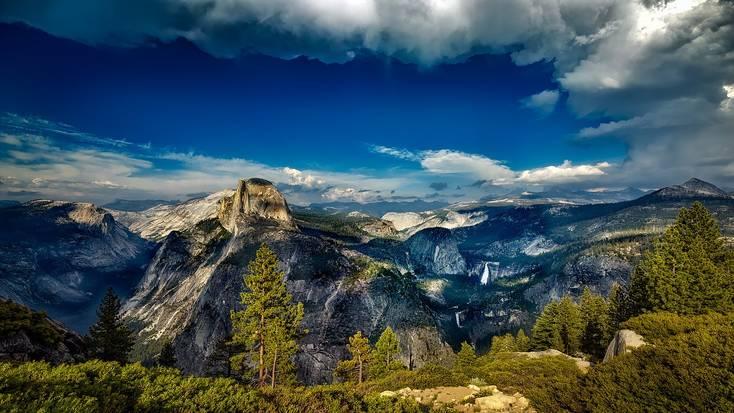 Explore Yosemite this Valentine's Day