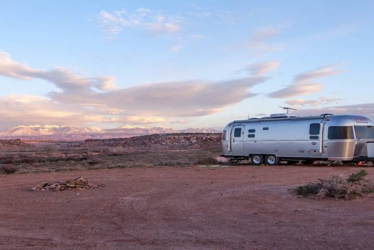 The best trailer and caravan rentals in California