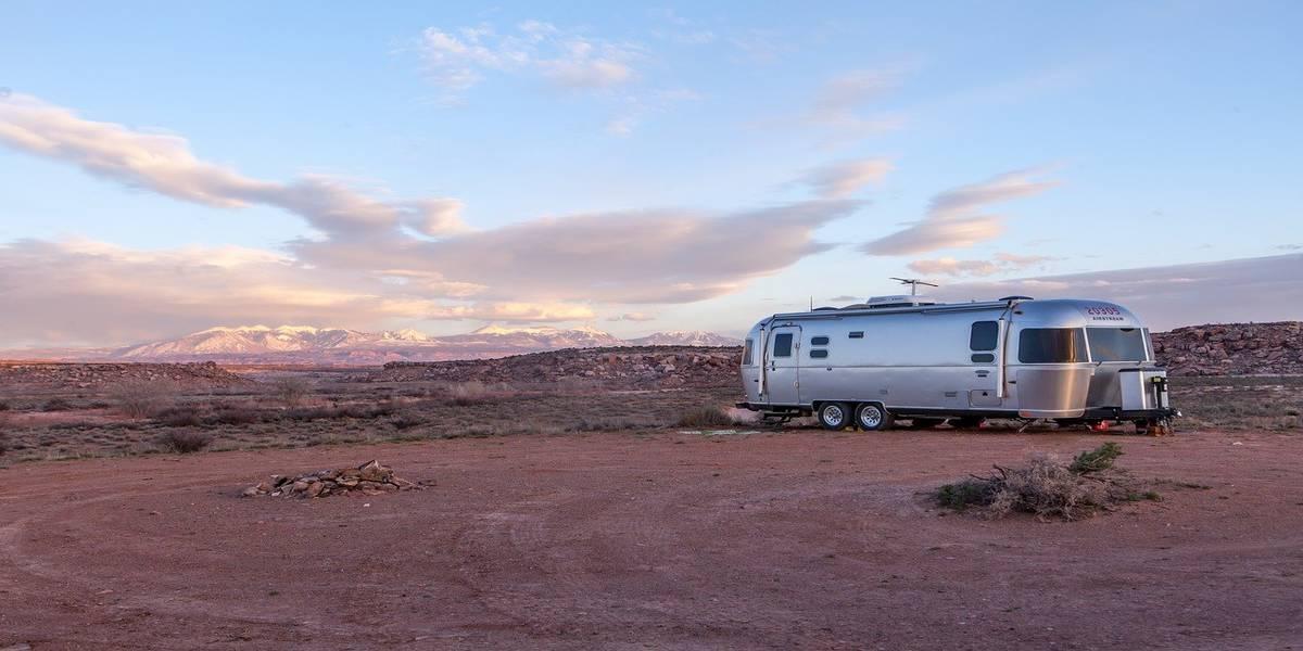 The best trailer and caravan rentals in California