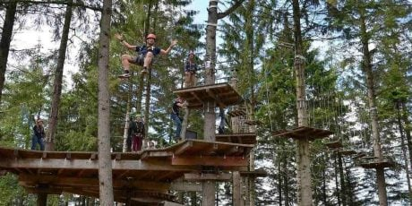 Best Adventure Parks for a Family Vacation, 2020