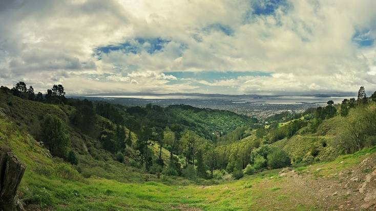 Explore the stunning countryside around the Bay Area