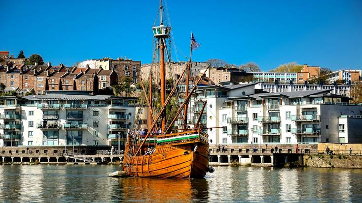 Experience the unique city of Bristol