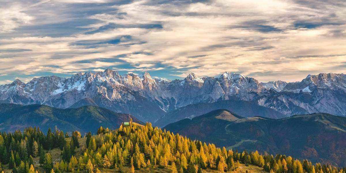 Incredible views inspiring vacations