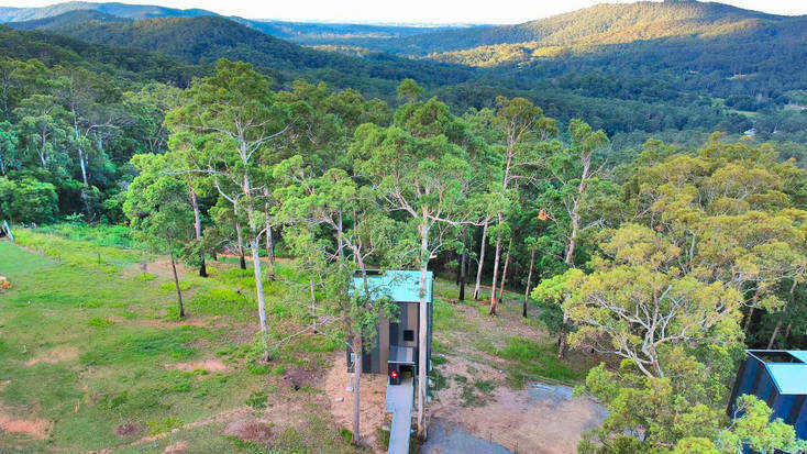 Stay in a luxury glamping rental near the Gold Coast, Australia