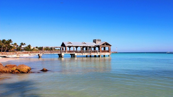 Visit Florida and relax at Key West, one of the best summer vacation ideas 2020