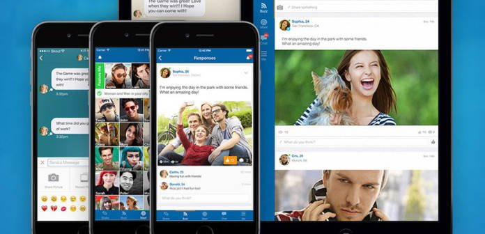 Skout is a good app for making friends and as a dating app
