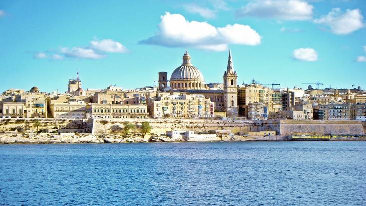 Book an Easter Vacation in Valletta, Malta