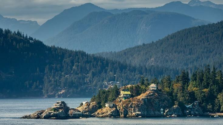 Inspiring vacations in Vancouver