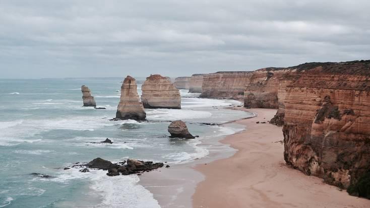 Explore the stunning coastline of Victoria, Australia