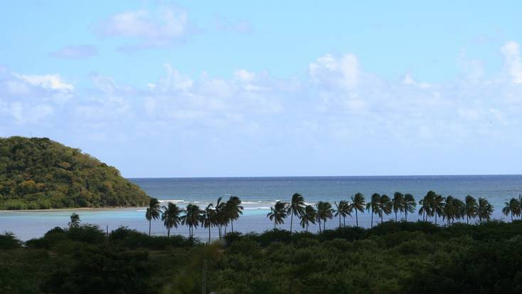 Try beach camping in Antigua and Barbuda