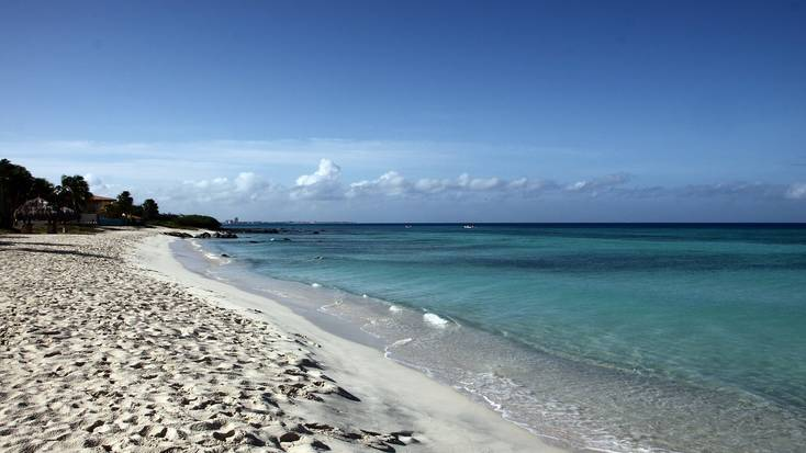 Head to Aruba for the best Caribbean island vacations