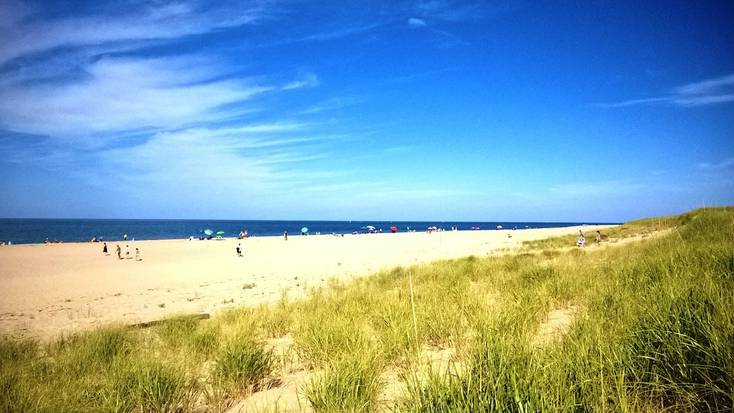 Race Point on the Cape Cod National Seashore