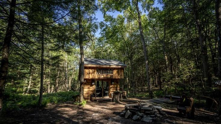 Pet-friendly vacation rental in Glen Spey, New York