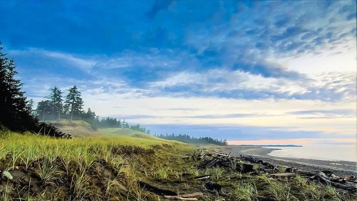 Spend BC Day exploring the stunning Haida Gwaii coastline