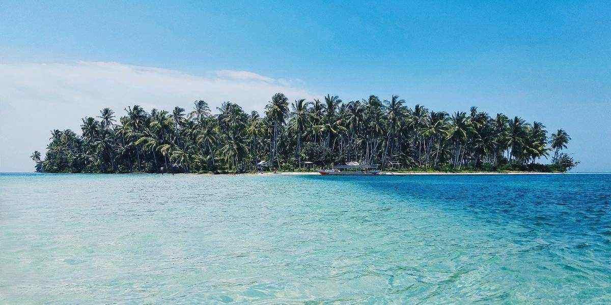 A private island rental
