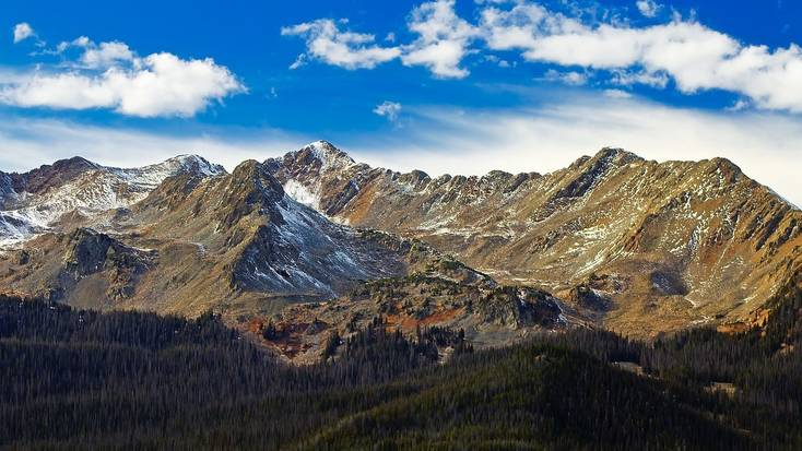 Plan your mountain getaways in the Rocky Mountains, Colorado