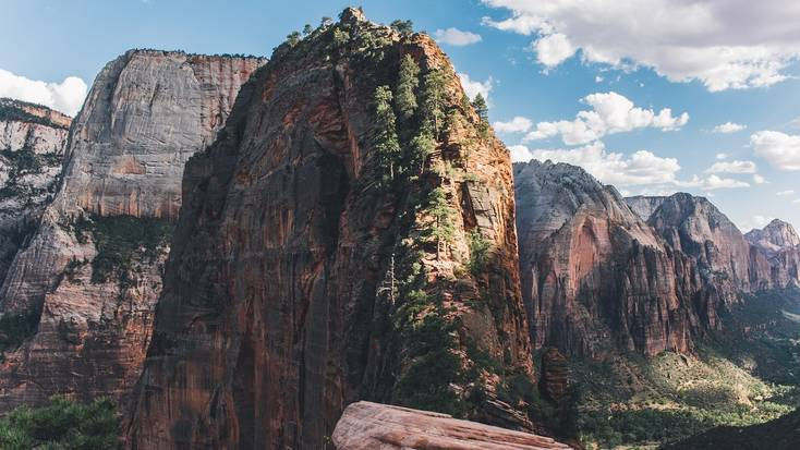 Head to Zion National Park for your 4th of July celebrations in 2020