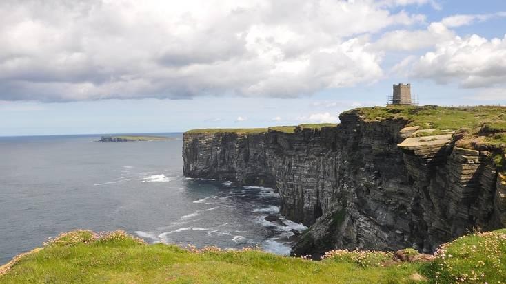 Visit the Orkney Islands