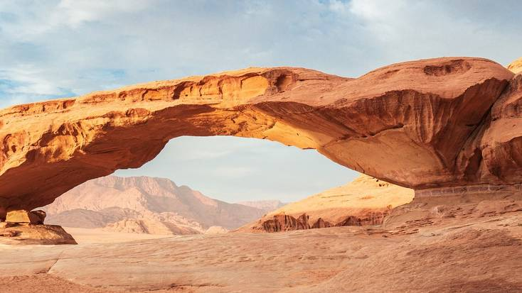 Wadi Rum luxury camp