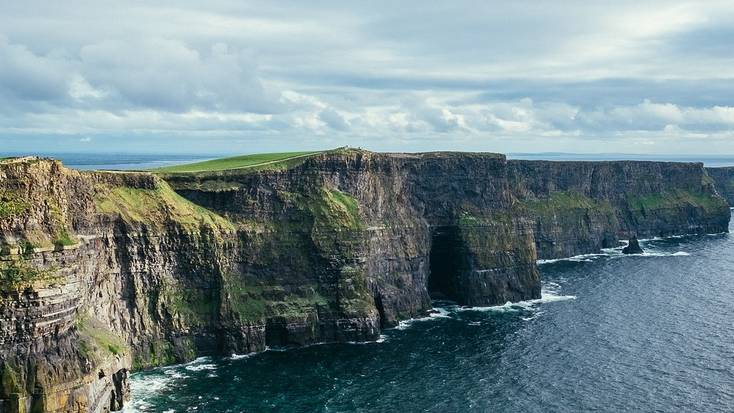 Spend the bank holiday weekend exploring the Cliffs of Moher
