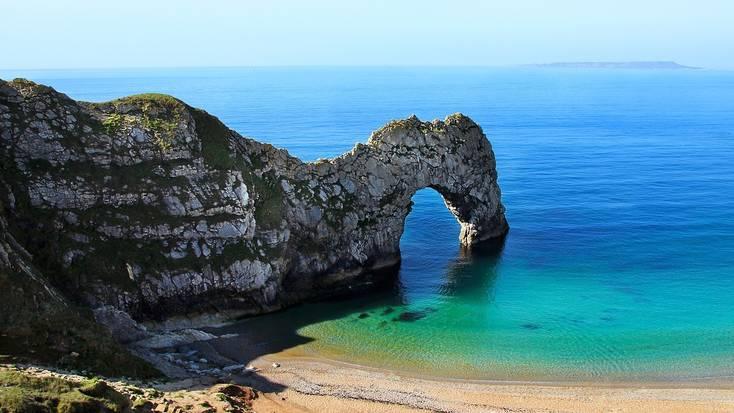Visit Dorset and see Durdle Door