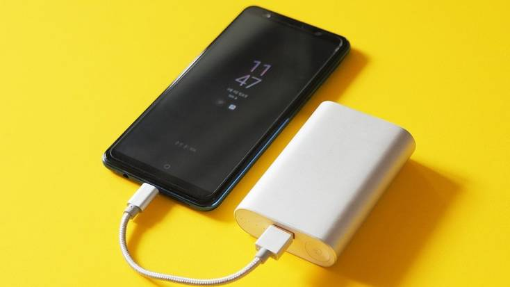 A power bank for your father's day gifts