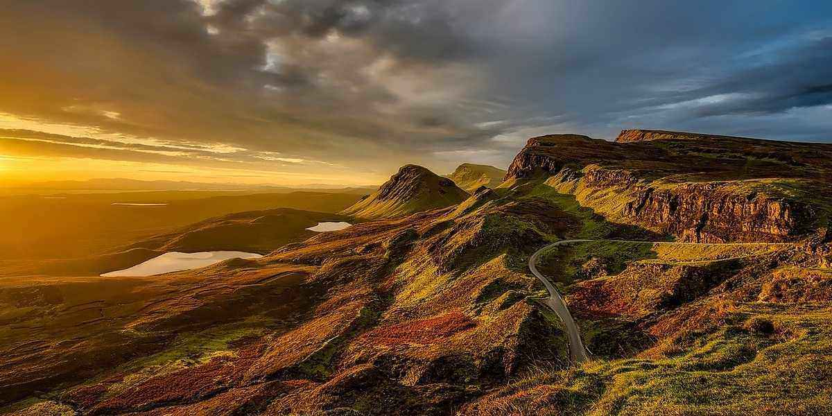 Visit Scotland for the August bank holiday 2020
