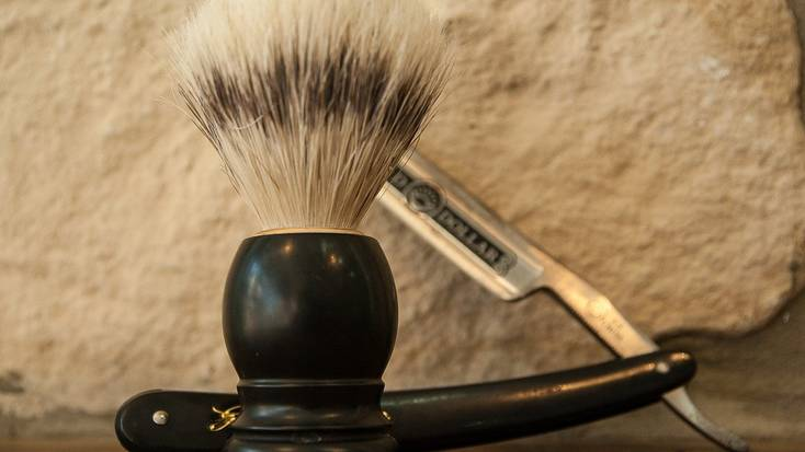 Shaving essentials are great Father's day gifts