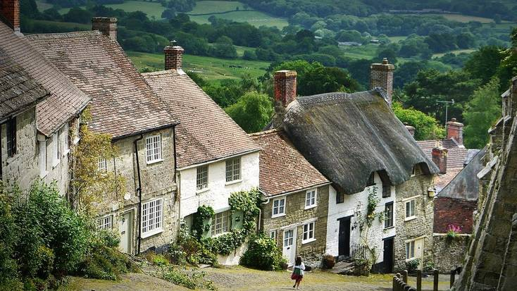 Visit Shaftesbury, Dorset, for the bank holiday weekend