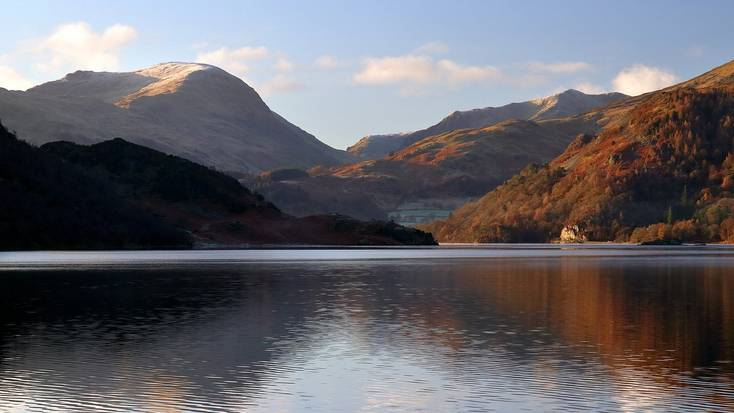 A view over Ullswater, Cumbria, the perfect bank holiday weekend destination