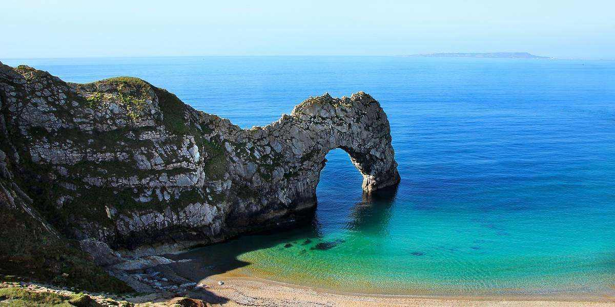 Durdle Door in the south of England