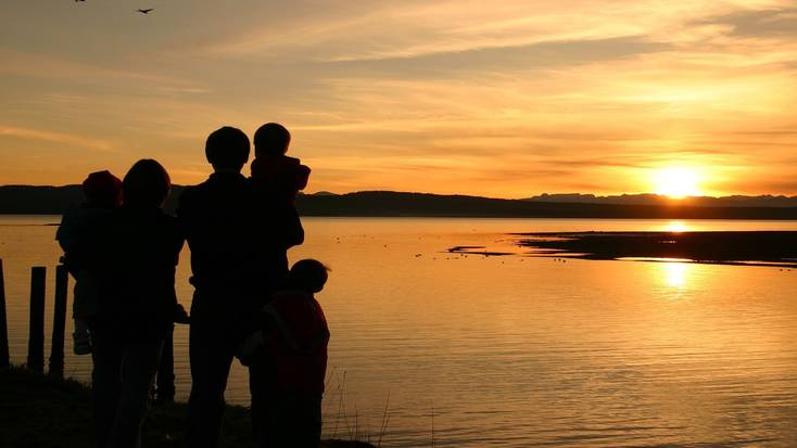 West Coast vacations; Plan a family trip