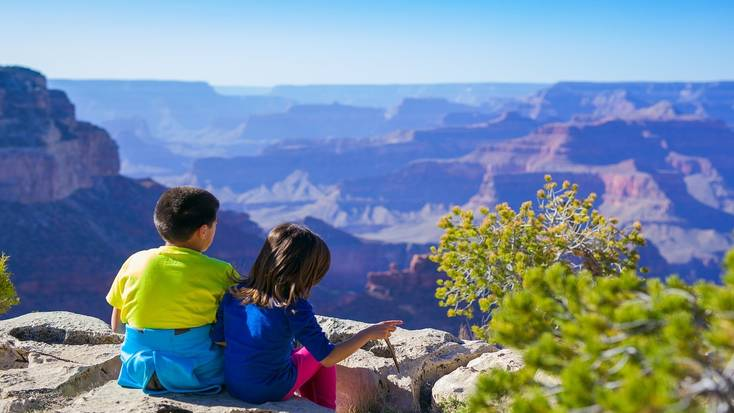 Spend the end of summer in the Grand Canyon