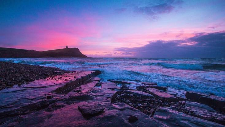 Visit the Jurassic Coast when you go to the south of England
