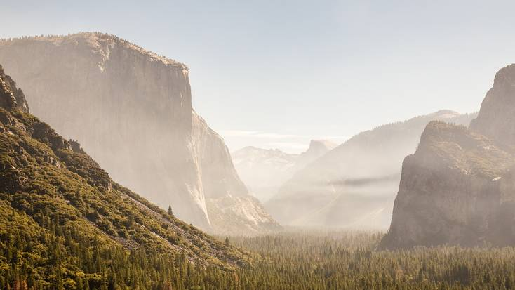 Yosemite, one of the best national parks in California