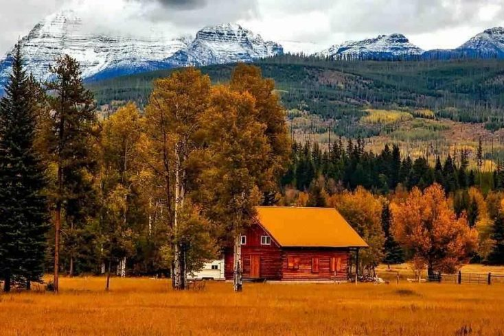 best state parks with cabins for a fall vacation
